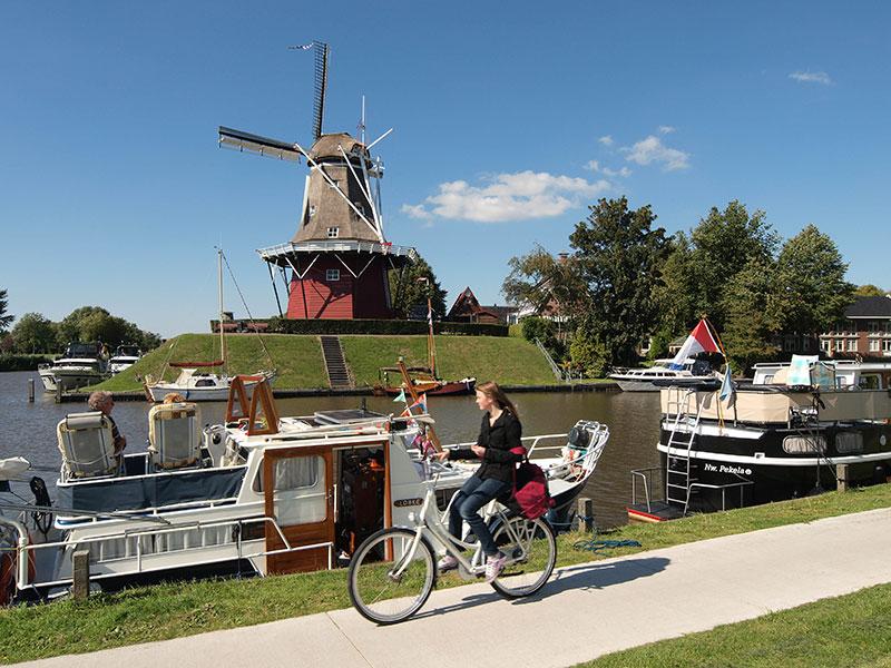 1 Dokkum Friesland Holland
