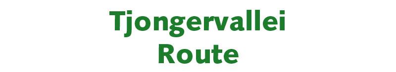 Tjongervallei logo