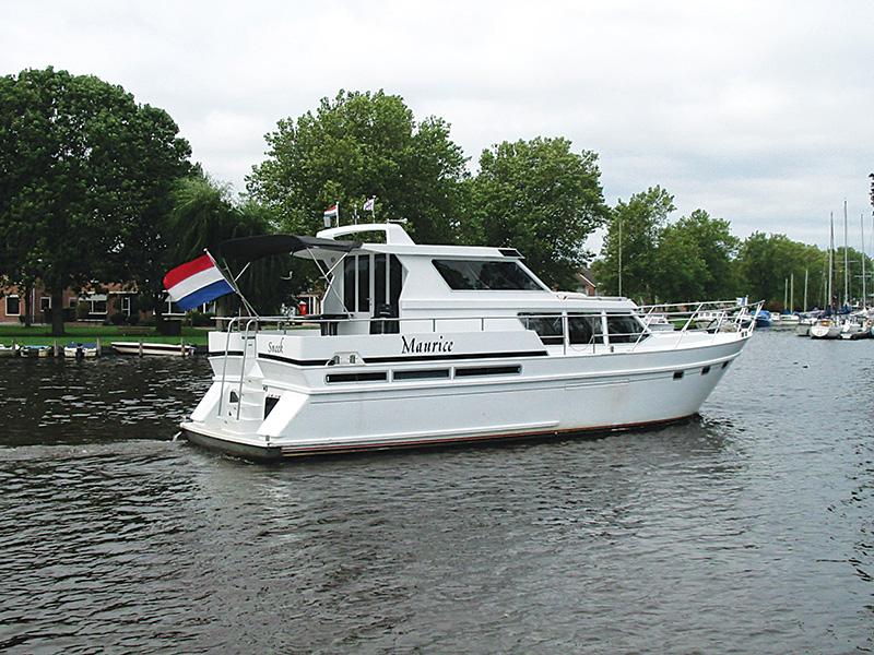 Vijfsterrenjacht Maurice van Zijda Yachting, Sneek.