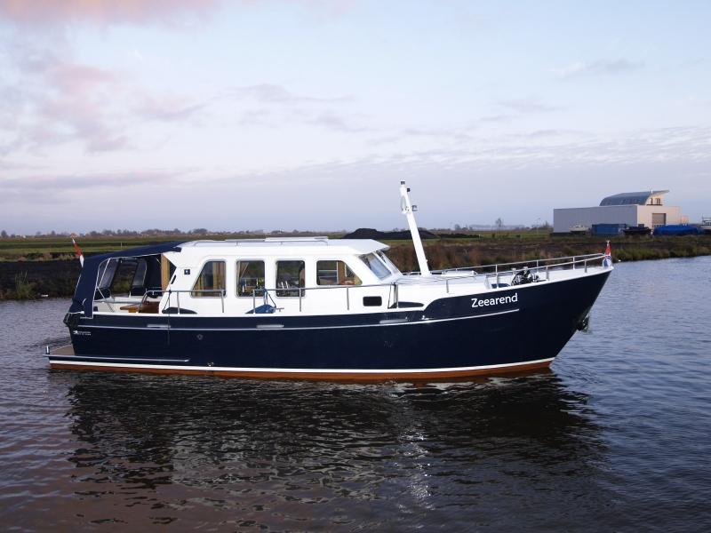 ms Zeearend **** – Veldman Yacht Charters