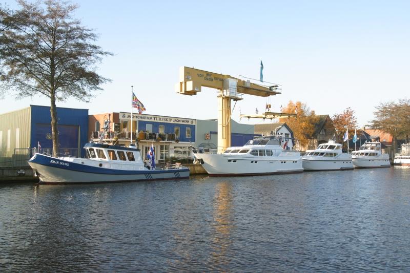 Yachtcharter Turfskip