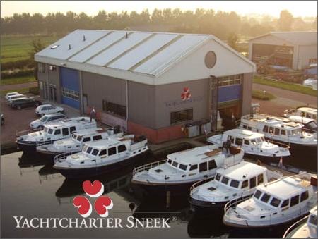 Yachtcharter Sneek