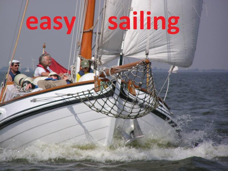 Lemsteraak 9.50 meter 'Eline Vere', 2 tot 7 personen vanuit Heeg / Friesland
