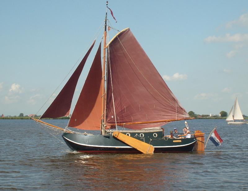Zeeuwse Schouw 8.00 mtr, 2 tot 6 personen vanuit Heeg / Friesland