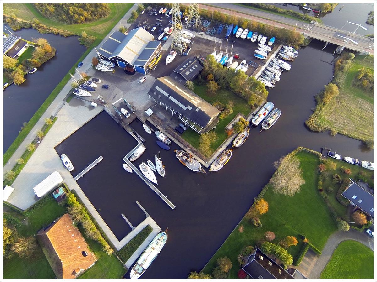 Yachtcharter Leeuwarden
